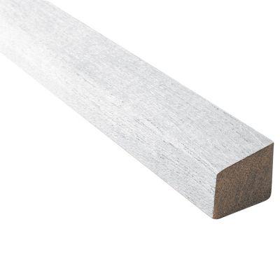 Zij- en bovenlat 17*15 2x gegrond wit