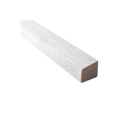 Glaslat 14x12 mm  2*gegrond (lengte)