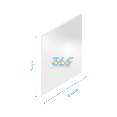 Spiegelglas blank 3mm